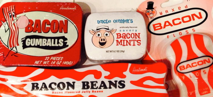 A Little Bacon Candy Inspiration