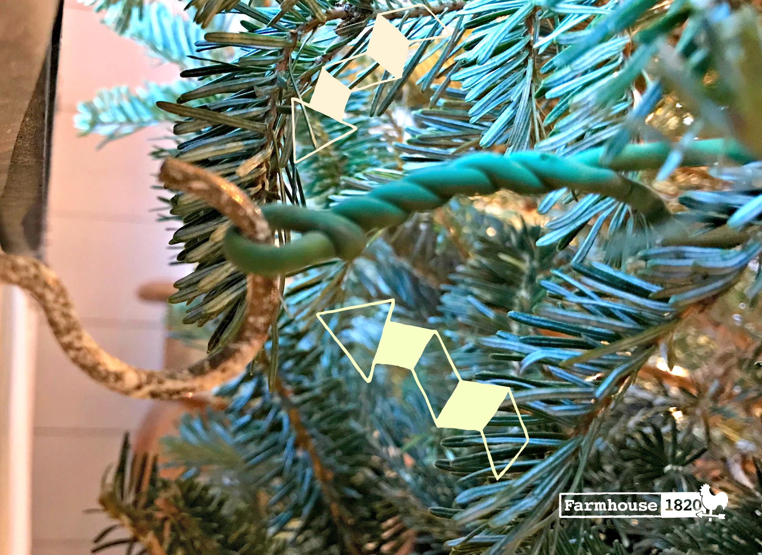 Christmas Tree - quick tip