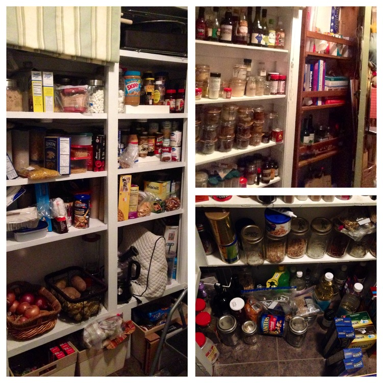 Order To Pantry Chaos