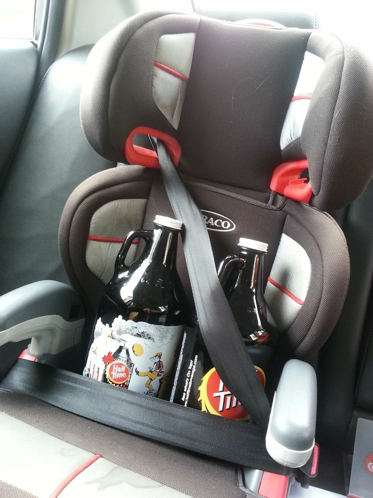 A Growler On Hand – Quick Tip Friday