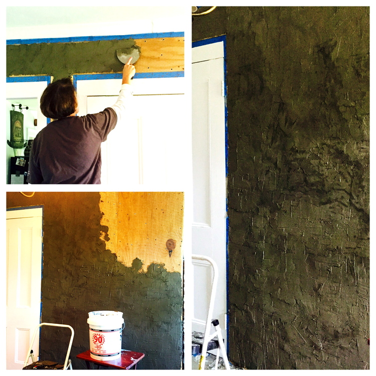 The Brick Wall Install – Part One