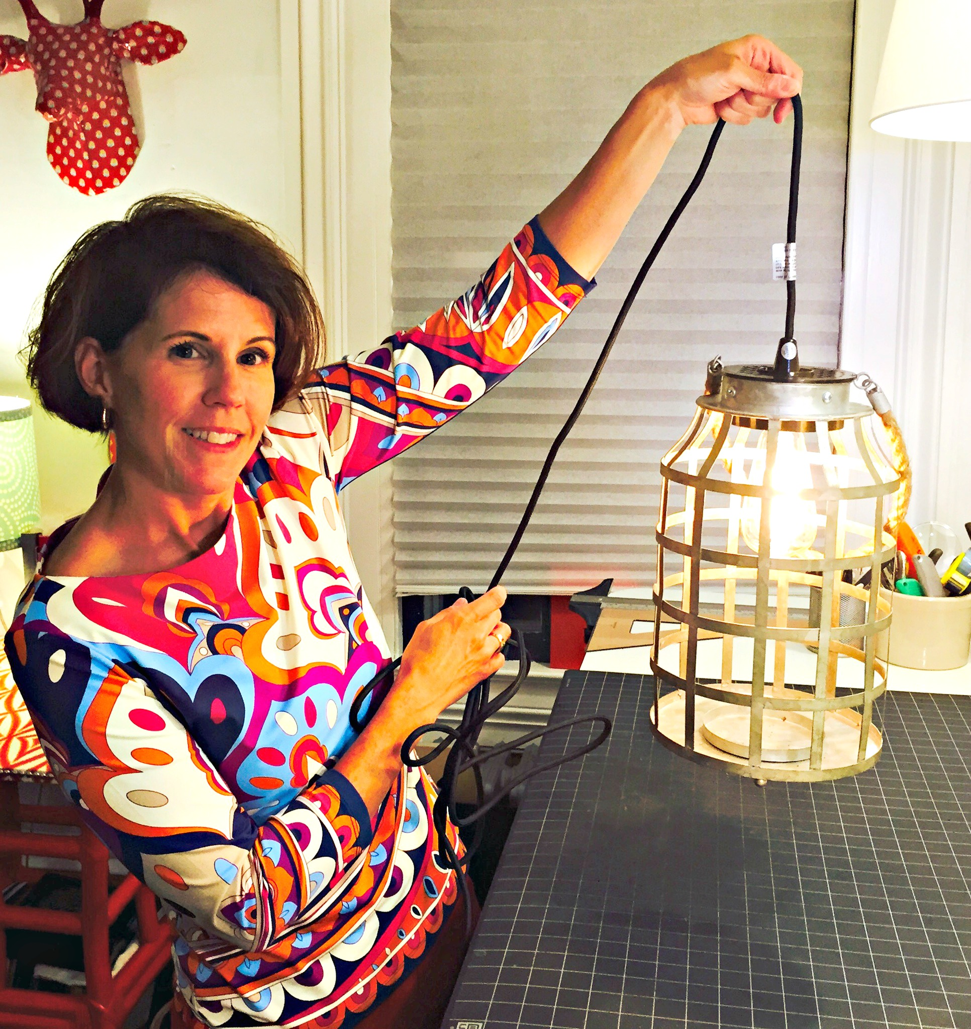 An Easy Way To Electrify A Candle Lantern
