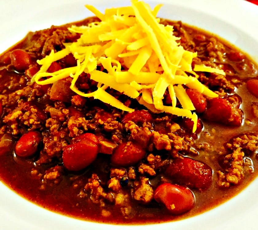 Be Fed Chili
