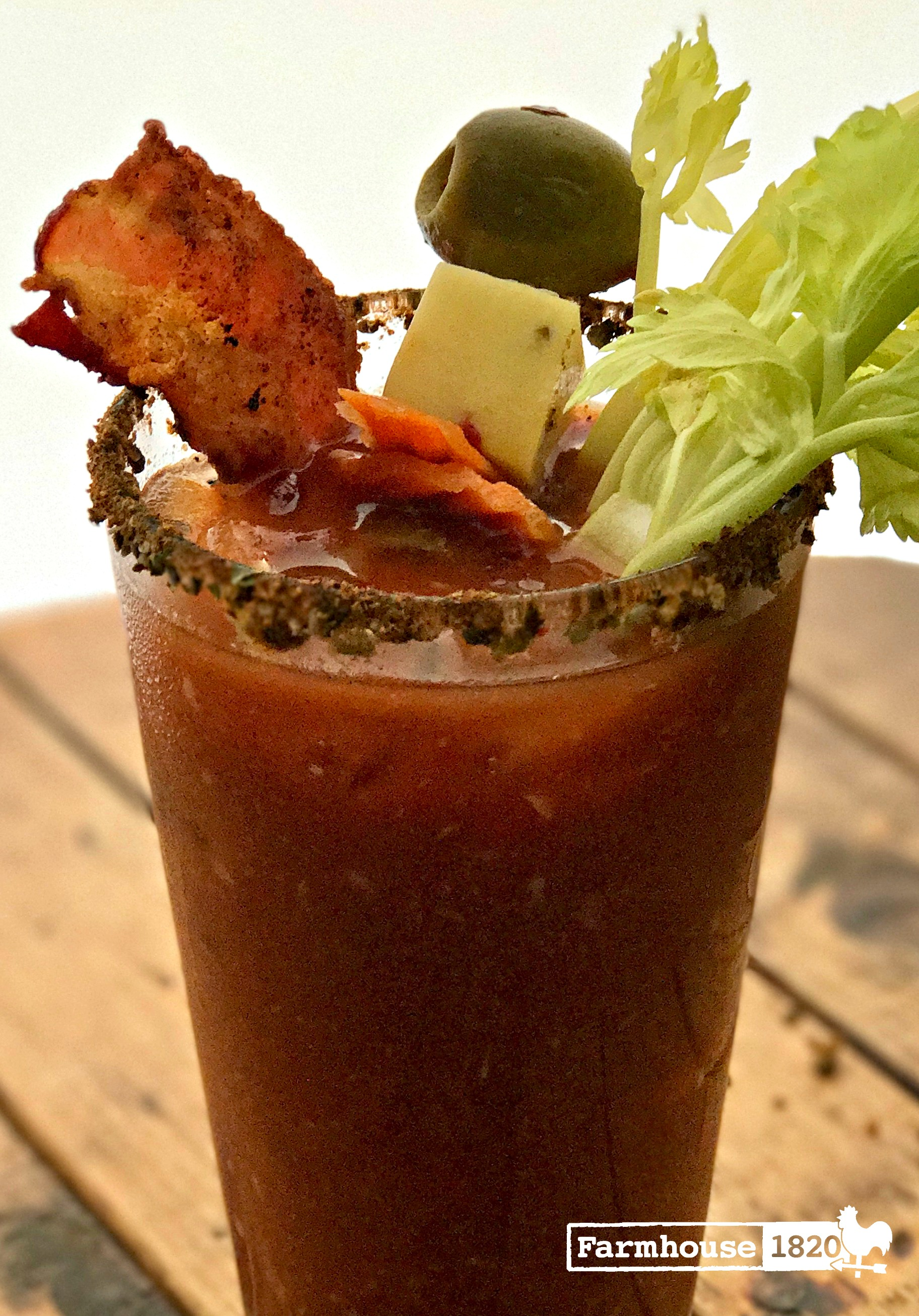 Bloody Mary - The Perfect Bloody Mary