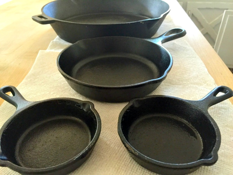 How To Care For Cast Iron Skillets – Quick Tip Friday