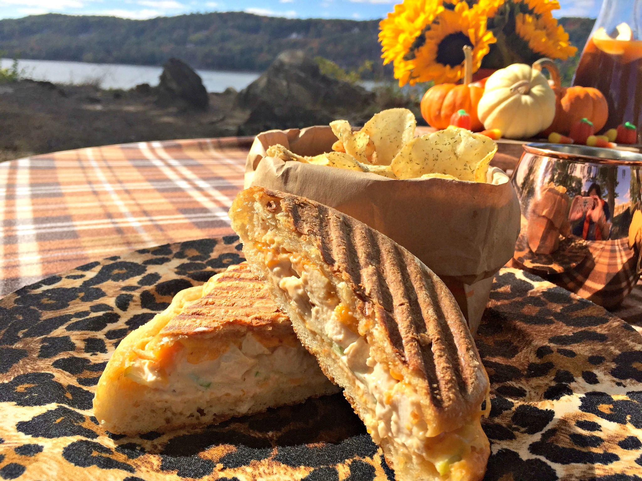 The Perfect Fall Inspired Picnic