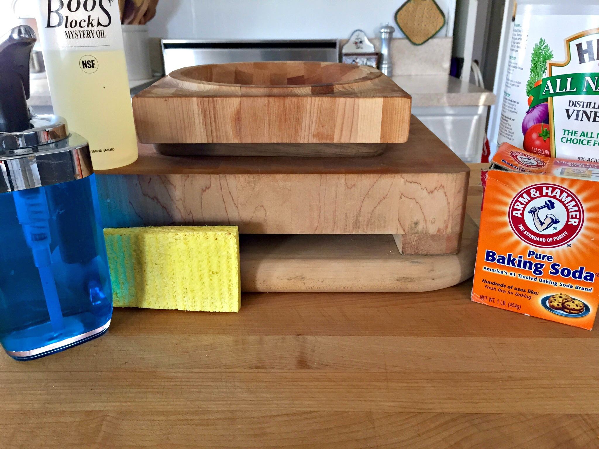 How To Care For Your Butcher Blocks & Cutting Boards
