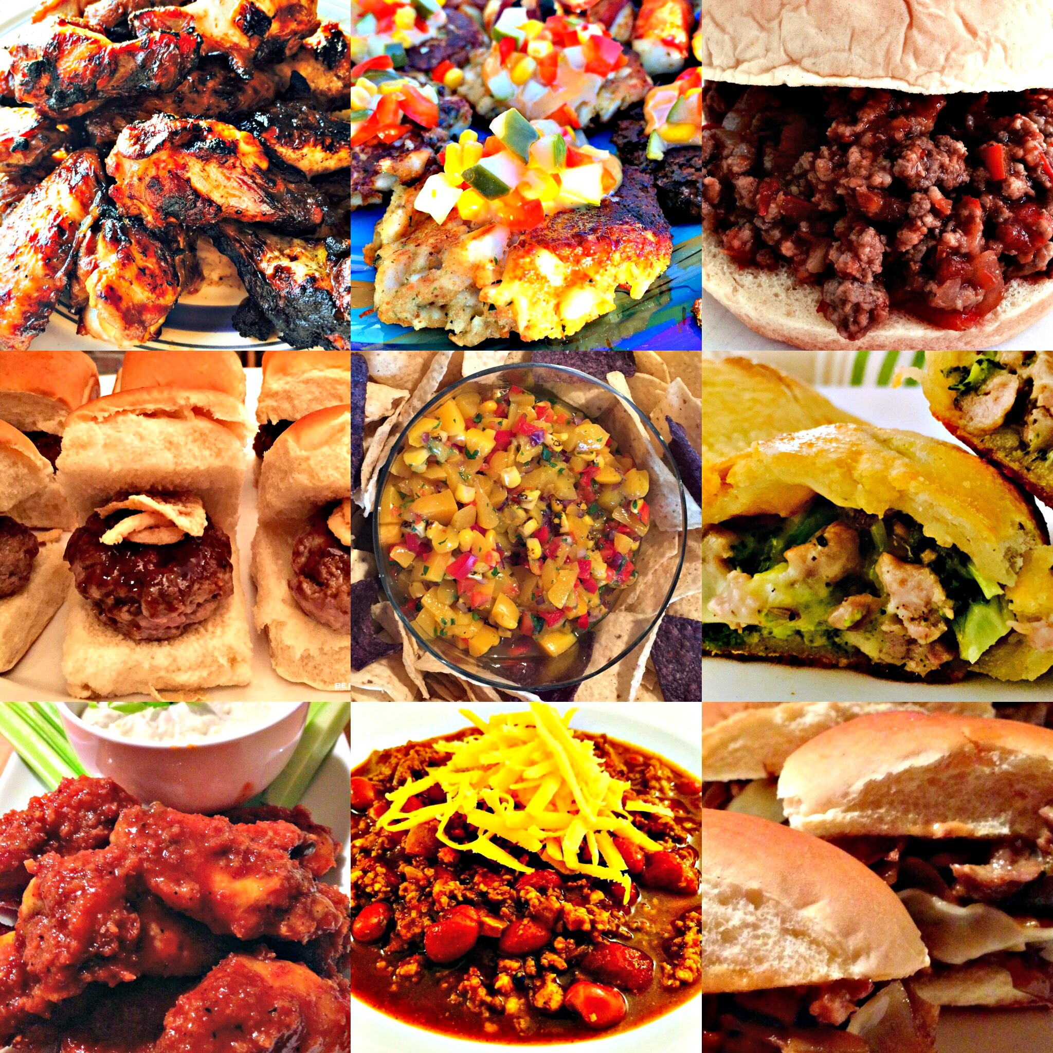 Delicious Recipes For The Superbowl
