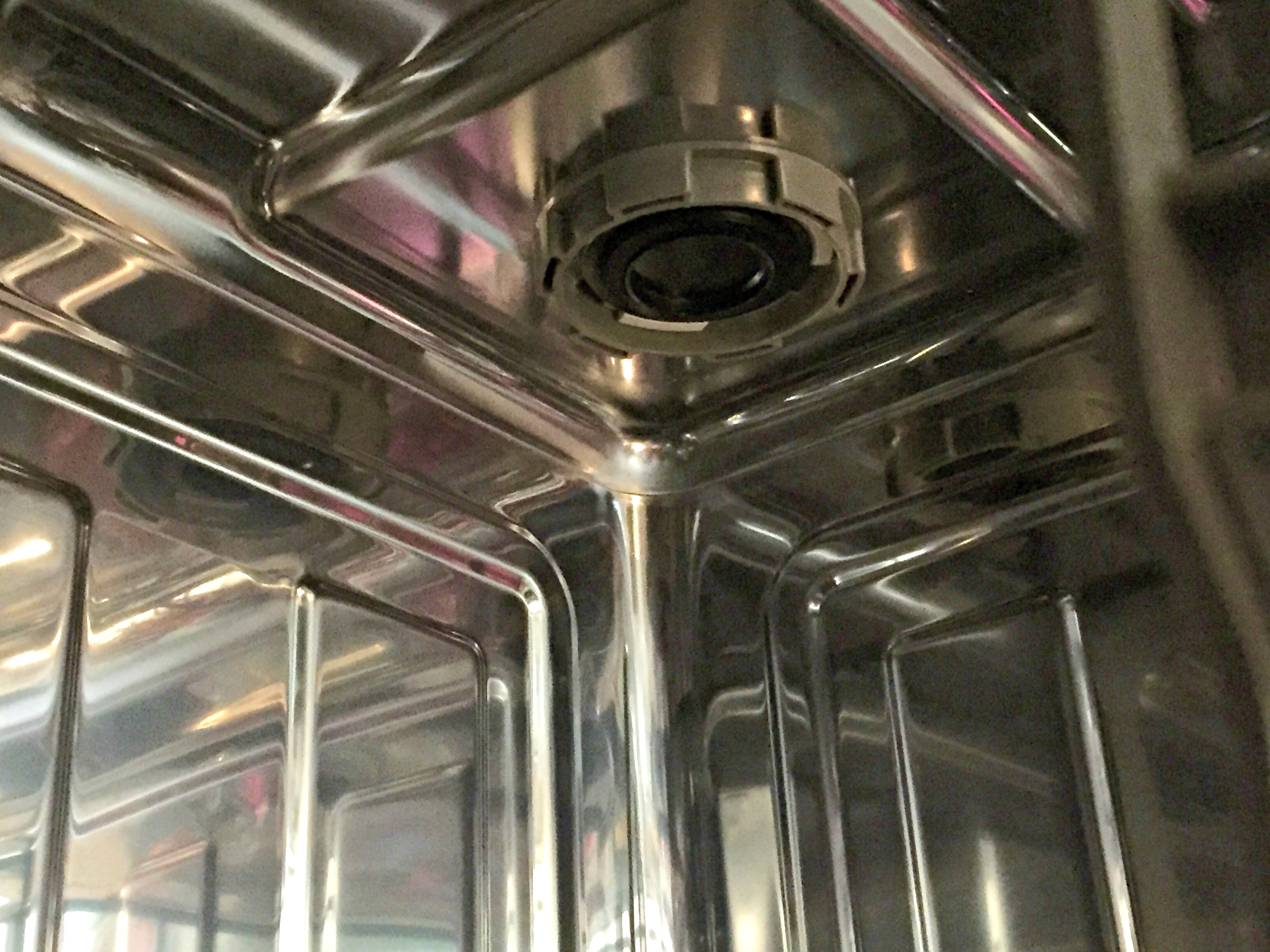 dishwasher fan attachment