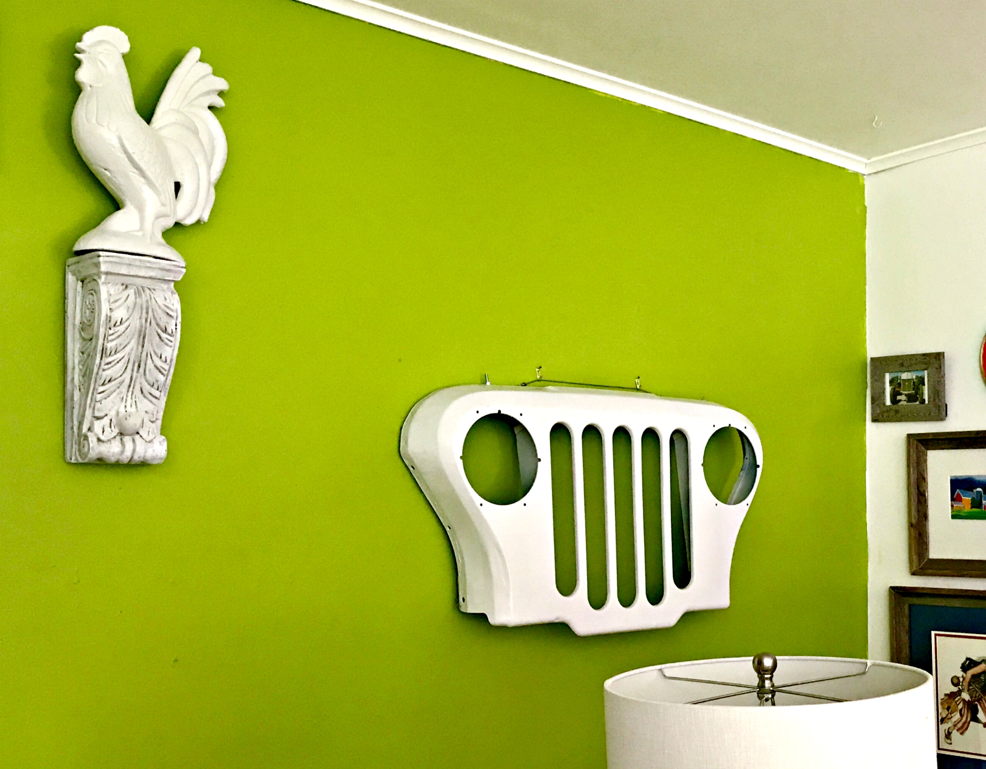 Accent wall - how to choose the right color for you