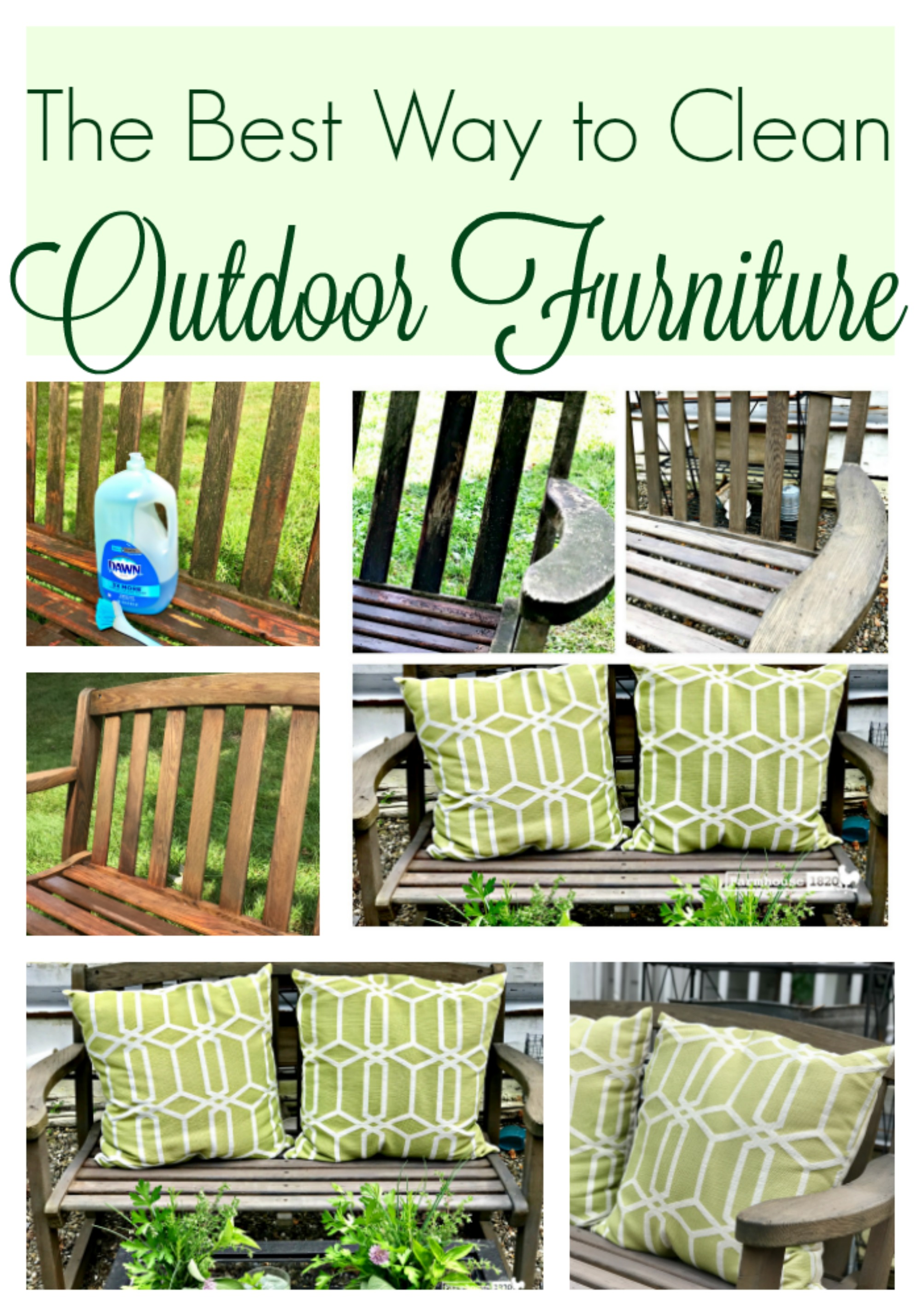 Best Way To Clean Furniture Best Way To Clean Patio Furniture Cushions Designs And Best Way To