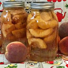 Feelin' Peachy – The Keenest Way To Can Peaches