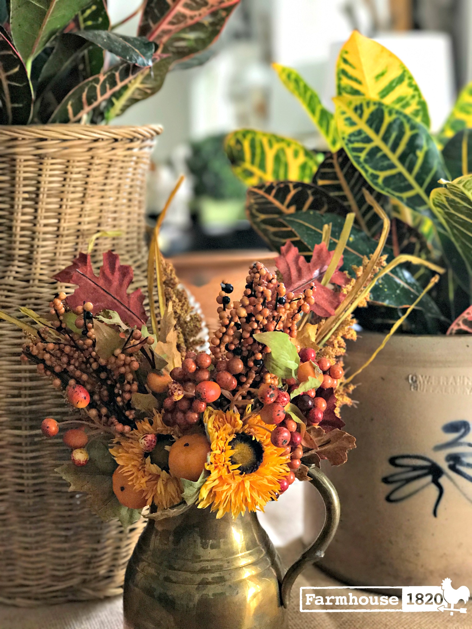 Easy Steps For Fall Decorating