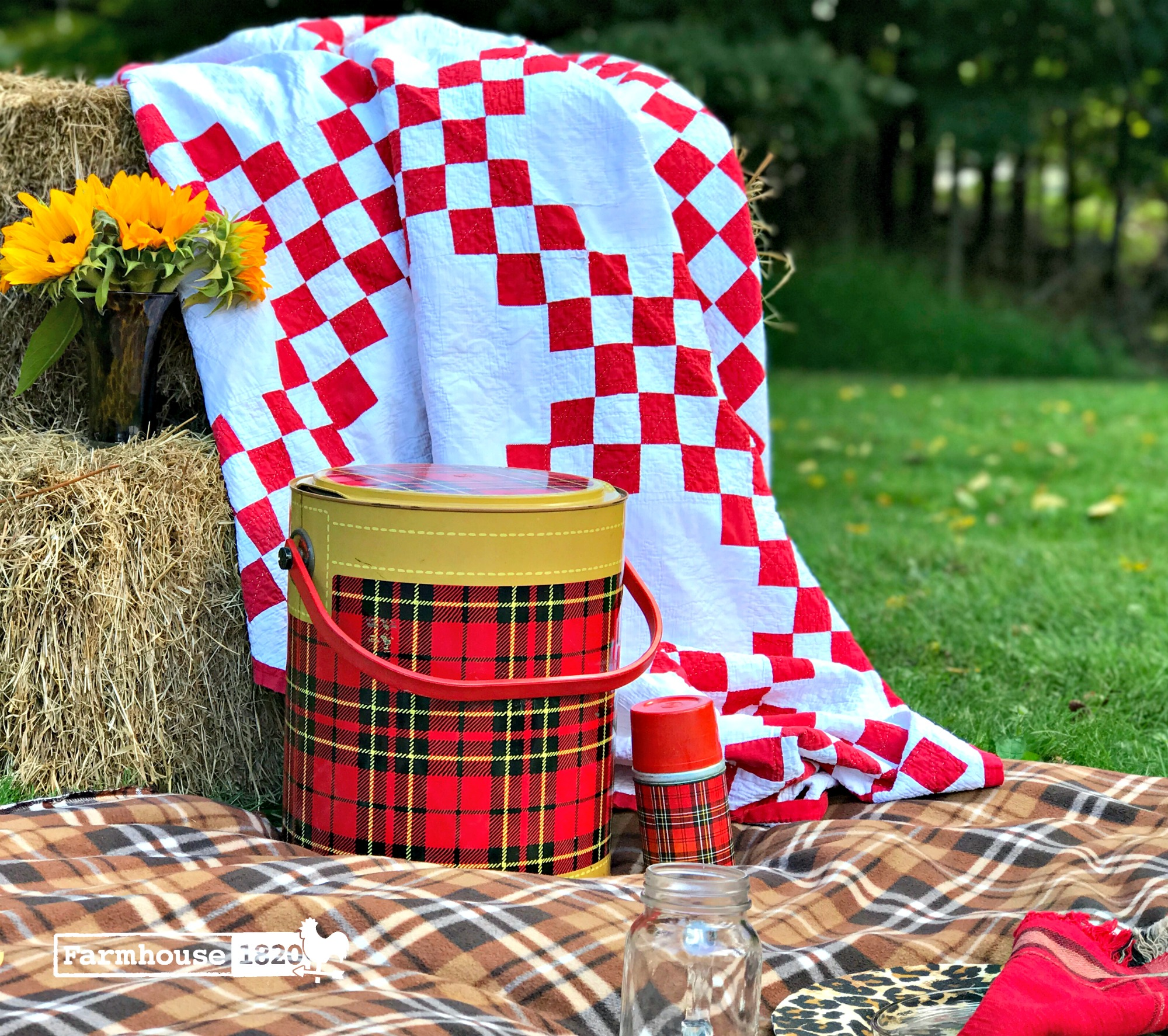 Fall Is The Best Time For Picnics