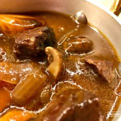 Comfort Food Starts Now – Beef Stew To The Rescue