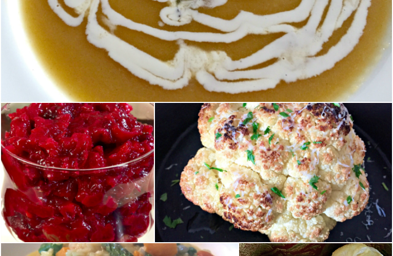 Show Stopping Sides For Your Thanksgiving Menu