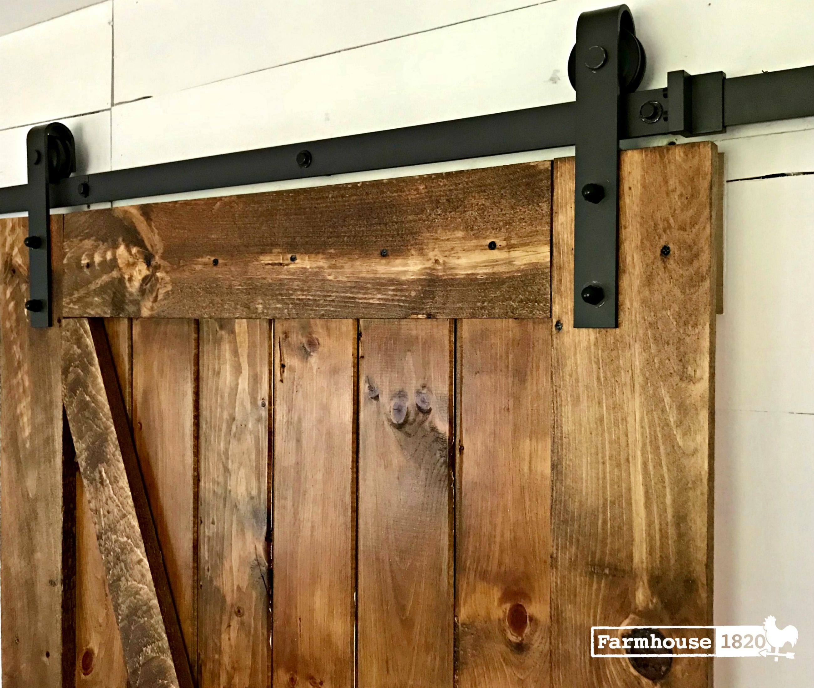 barn door - DIY barn door