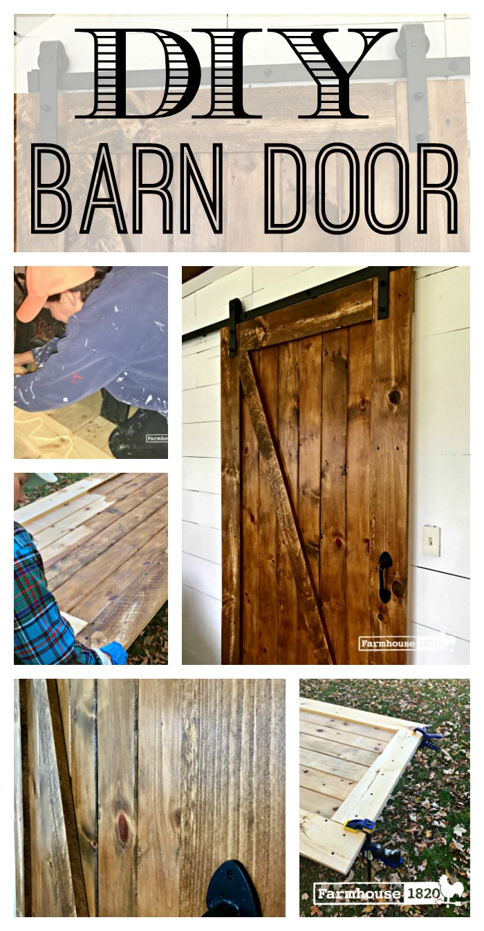 barn door - Pinterest
