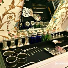 How To Create A Butler's Pantry On Wheels
