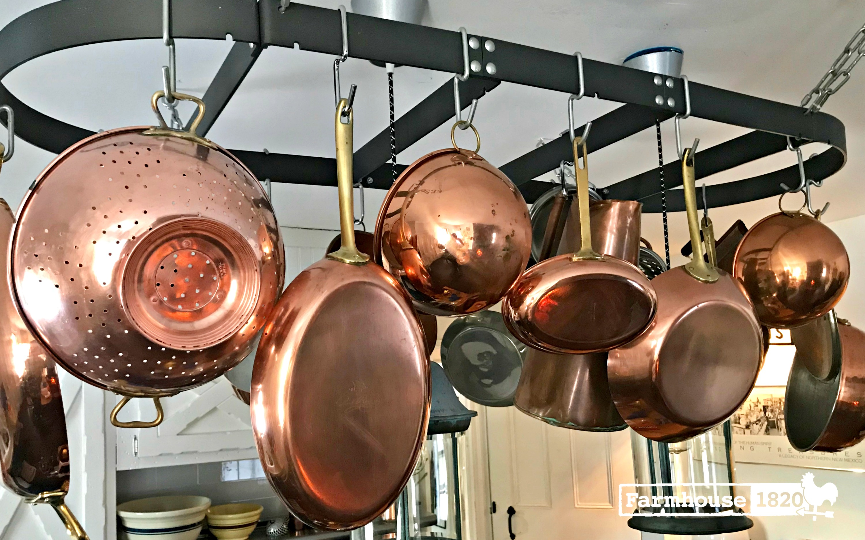 Collecting Copper Cookware On A Budget