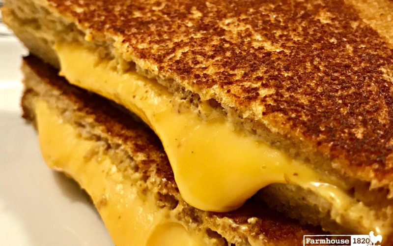 The Secret To The Perfect Grilled Cheese