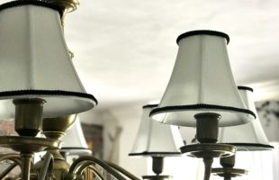 From Low Budget Lampshades To Upscale Lighting
