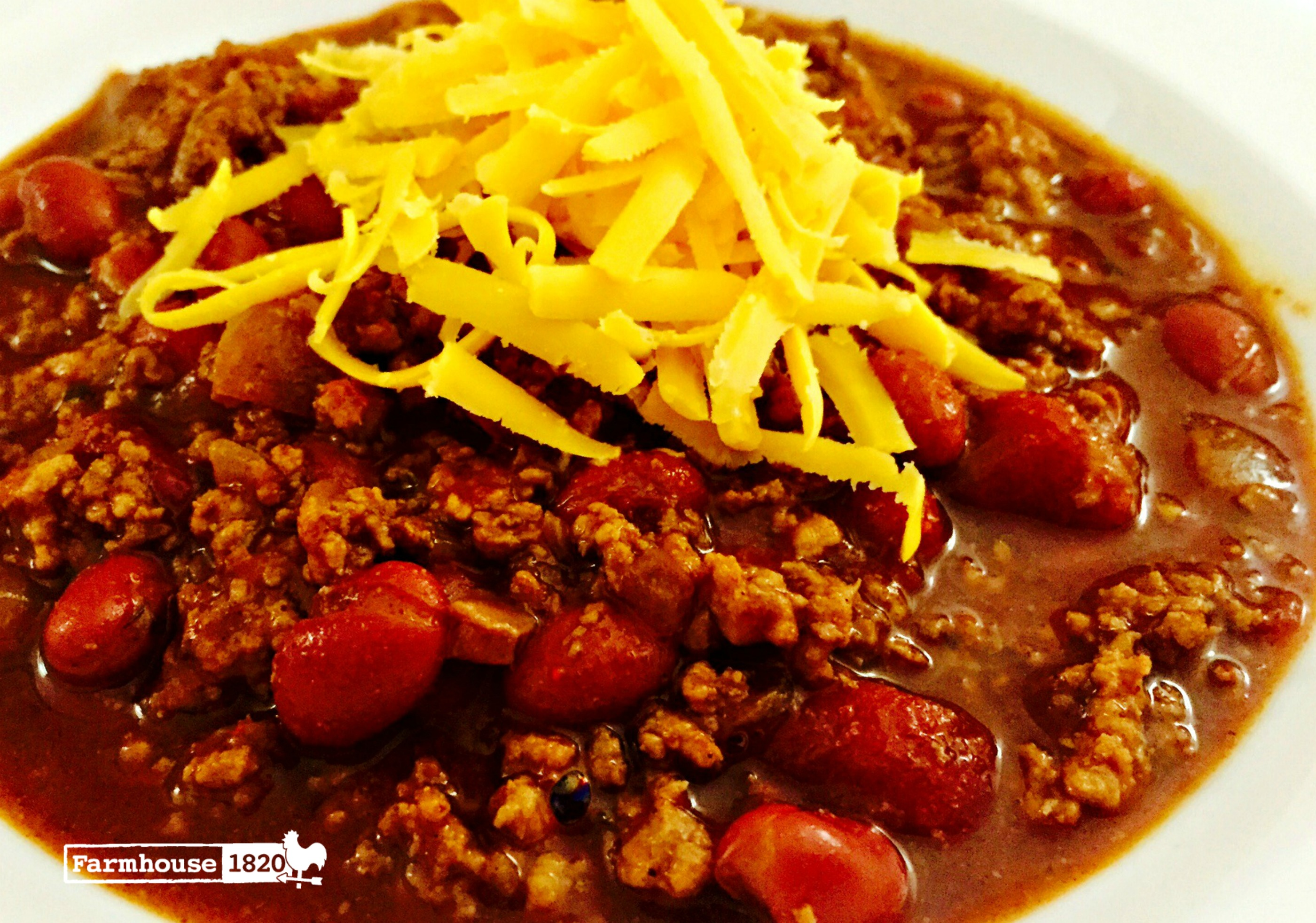 Chili - a delicious and easy beef chili recipe