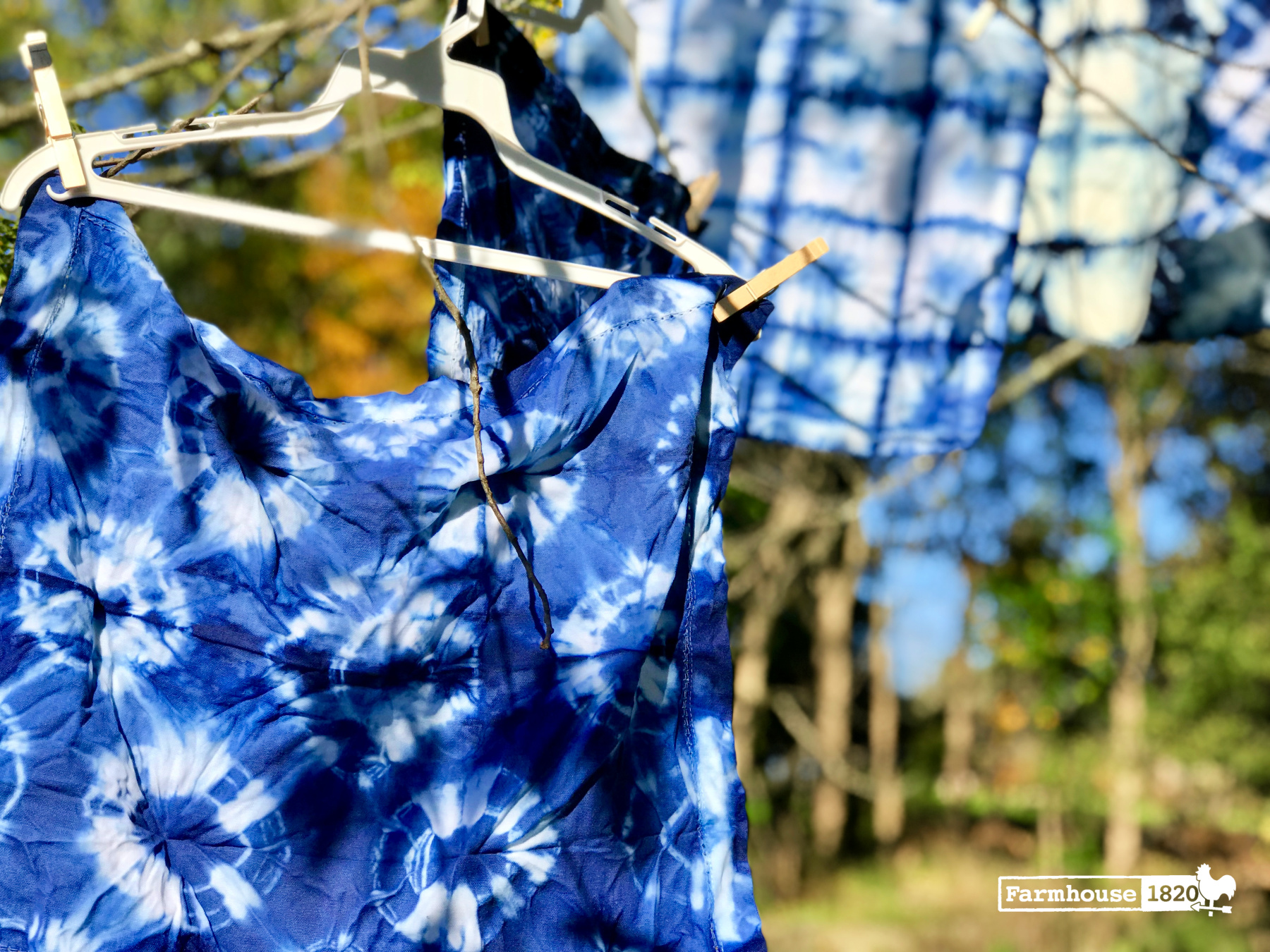 Surely, Shibori – A Tutorial of DIY Shibori