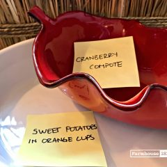 Thanksgiving Timesavers and Reminders – Quick Tip Friday