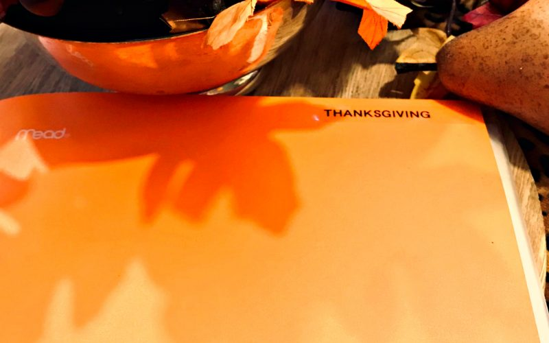 Organizing Your Thanksgiving Recipes – Quick Tip Friday