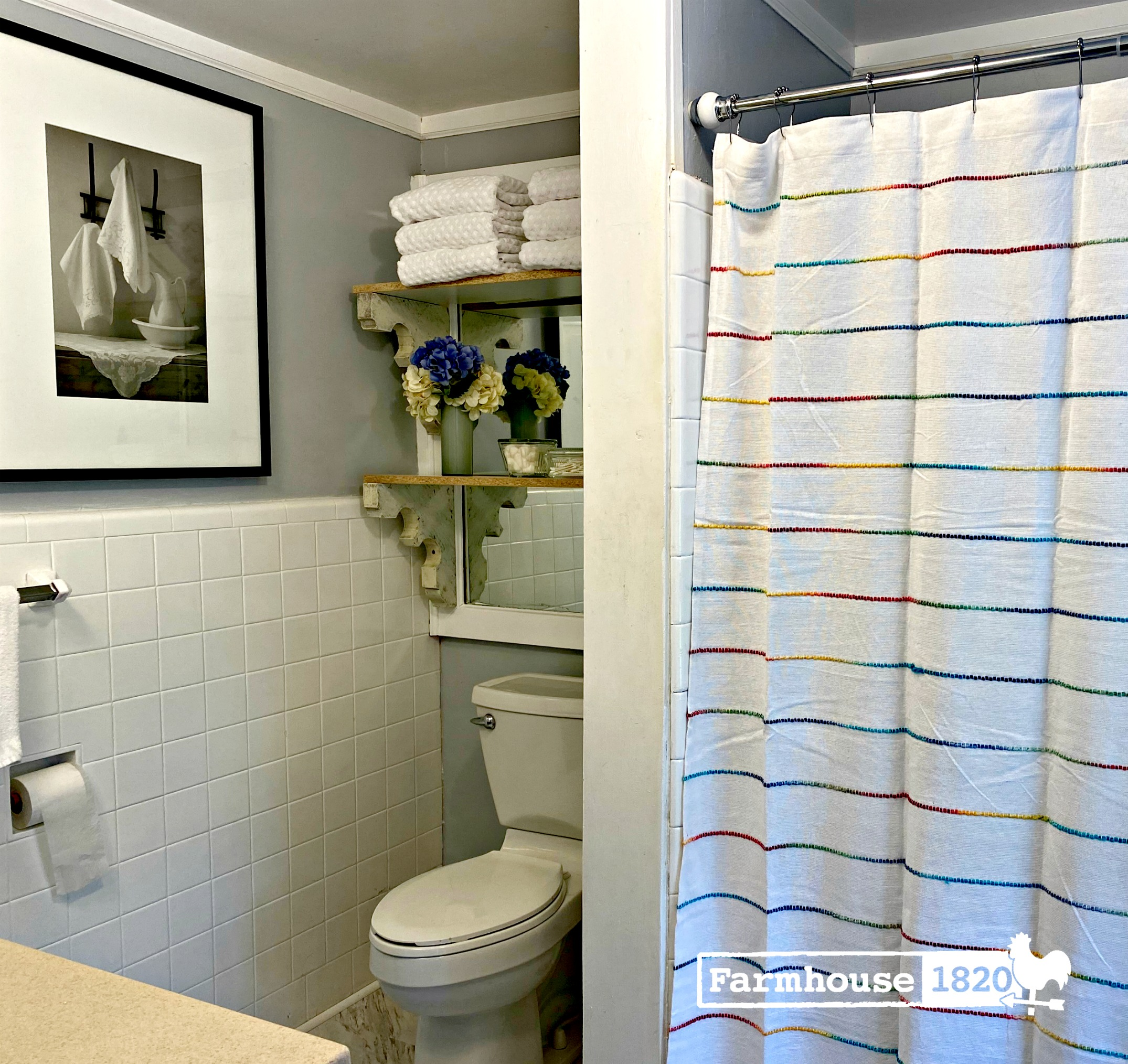bathroom - how to remodel a bathroom on a budget