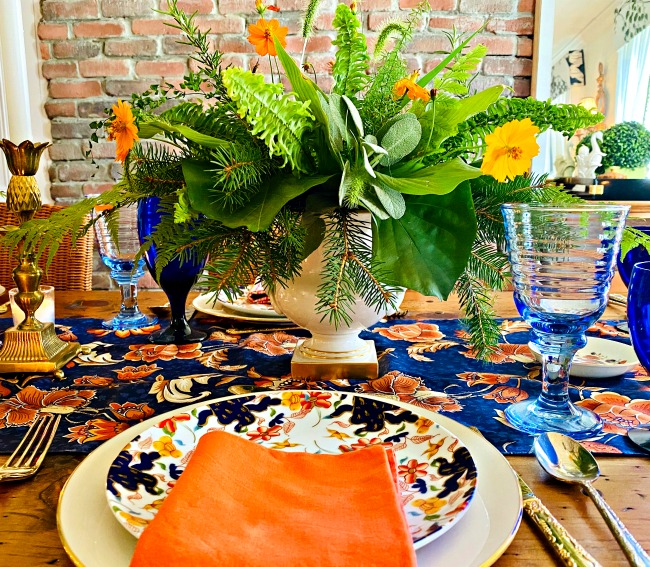 fall tablescape - how to design a fall tablescape