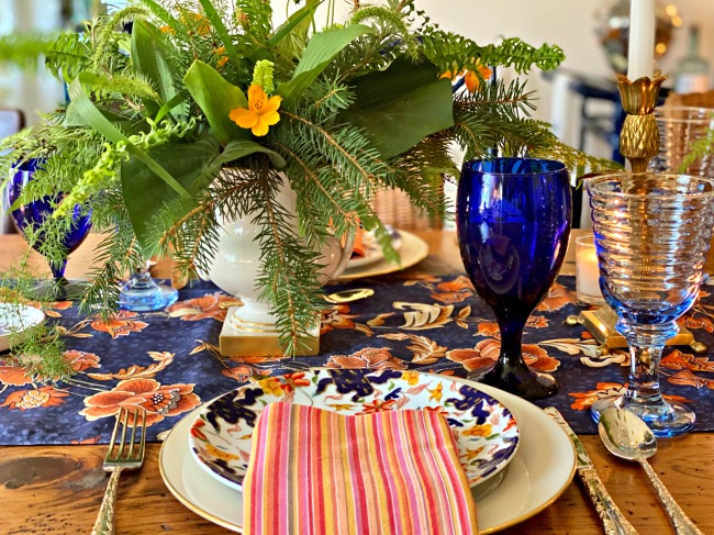 fall tablescape - winning combinations for a gorgeous fall tablescape
