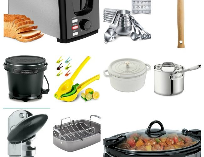 My 15 Top Recommended Kitchen Must Haves