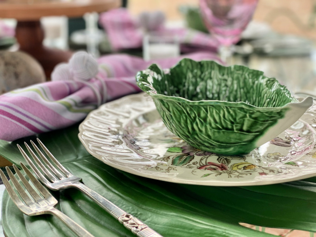 Pretty Spring And Easter Table Setting Ideas