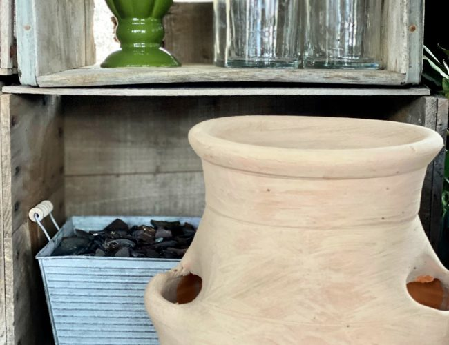 The Easiest Way How To Age Terra Cotta Pots